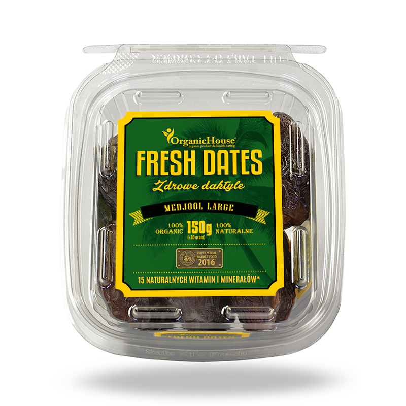 Fresh Dates - Medjool Large 150